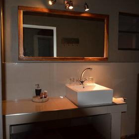 ...and an en-suite bathroom...