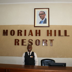 You can expect a friendly welcome at Moriah Hill Resort.