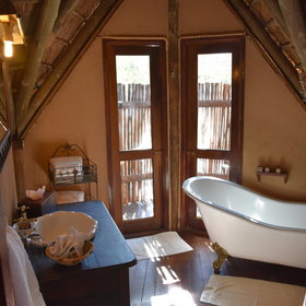 Enjoy the luxury of an en-suite bathroom...