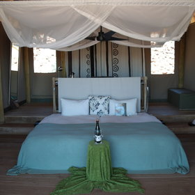 The rooms are spacious, equipped with mosquito nets….