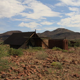 Etendeka Mountain Camp