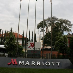 View map of Kigali Marriott Hotel
