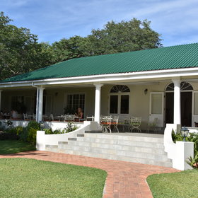 Batonka Guest Lodge is a charming small hotel in Victoria Falls town.