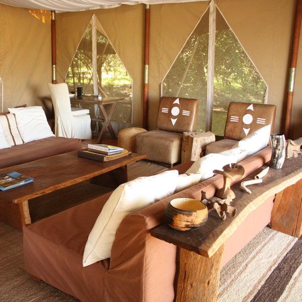 Naibor Consists Of Three Camps In Kenyau0027s Maasai Mara. The Main Area Has  Comfortable Indoor Seating... ...