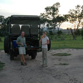 Safari drives and walking safaris are available in the area...