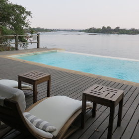 Sussi & Chuma is a great spot to relax for a few days if you're visiting the Victoria Falls in Zambia.