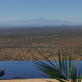 Loisaba is a modern, luxury lodge, facing Mount Kenya across the plains of Laikipia.