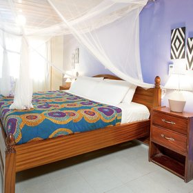 Heaven Hotel offers great value accommodation in downtown Kigali.