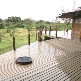 Basecamp Leopard Hill is a smart safari camp in the Naboisho Conservancy.