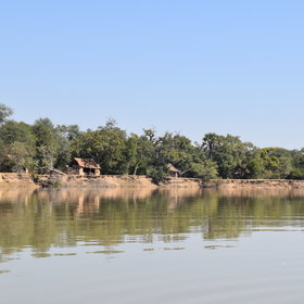 Takwela is located on the confluence of the Luangwa and Mwaleshi rivers...