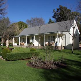 Rosenhof Country House in South Africa's Little Karoo...