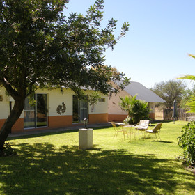 View map of Vreugde Guest Farm