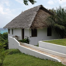 The Seaview Villas are the largest and most luxurious land based rooms at the Manta Resort.