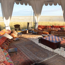 Luxury in Botswana