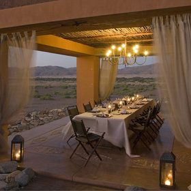 Luxury in Namibia
