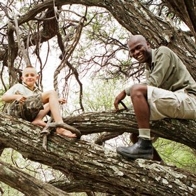Family holidays in Botswana
