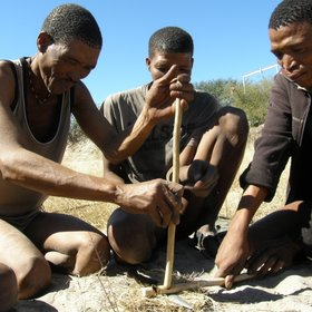 Cultural experiences in Namibia