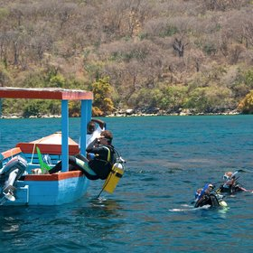 Diving & snorkelling in Malawi