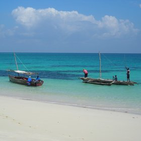 Beach holidays in Zanzibar