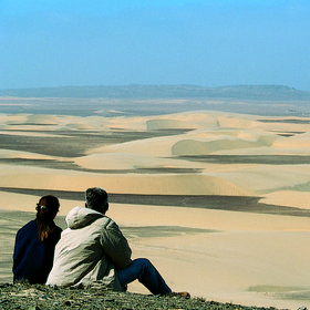 Honeymoons in Namibia