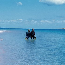 Diving & snorkelling in Mozambique