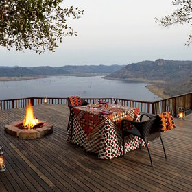 Luxury in Zimbabwe